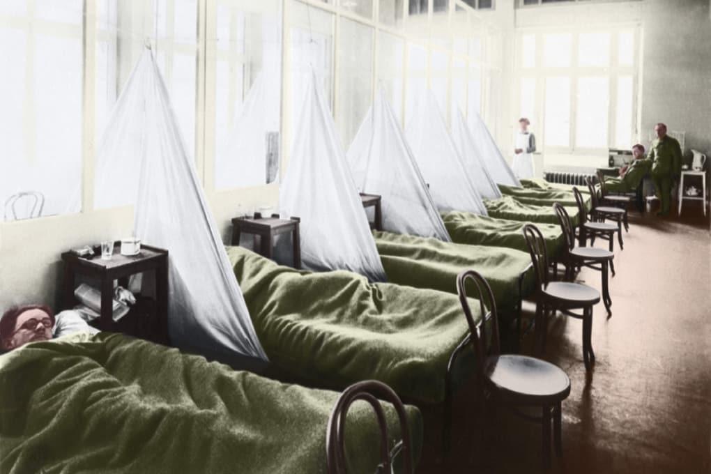 Coronavirus: quattro cose che abbiamo imparato dall'influenza spagnola