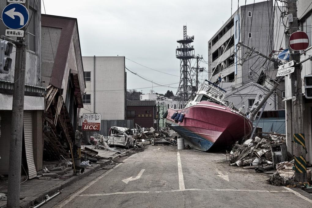 Tsunami Giappone