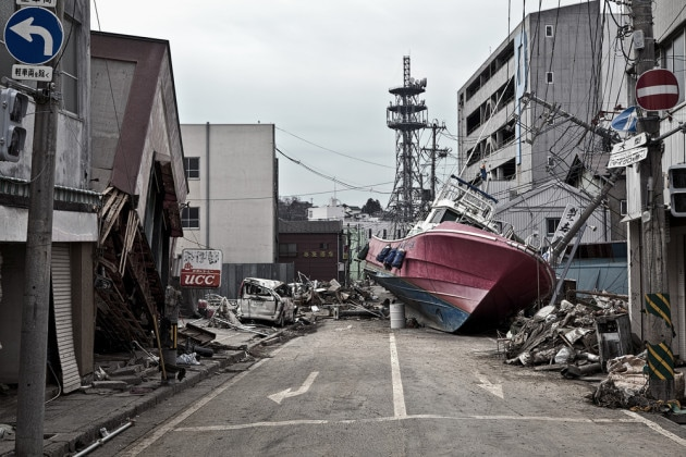 Il coronavirus fa saltare la commemorazione dello tsunami in Giappone