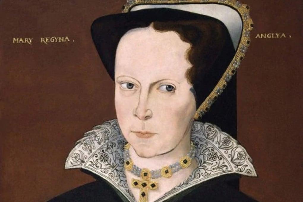 Maria I Tudor (detta la sanguinaria) che regnò dal 1553 al 1558