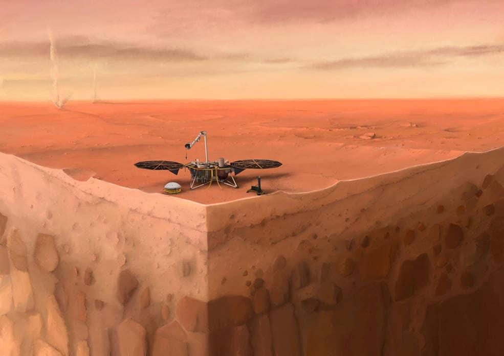 Da Insight novità sul campo magnetico di Marte thumbnail