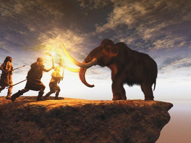 Come si viveva in Europa durante l'ultima glaciazione? La risposta in un cerchio di ossa di mammut