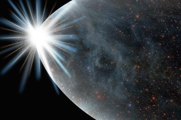 La storia dell'universo in timelapse
