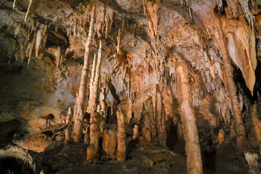 Grotte: l'Antro del Monte Corchia (Alpi Apuane, Toscana)