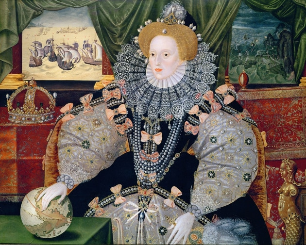 Elisabetta I d'Inghilterra ebbe un amante italiano?