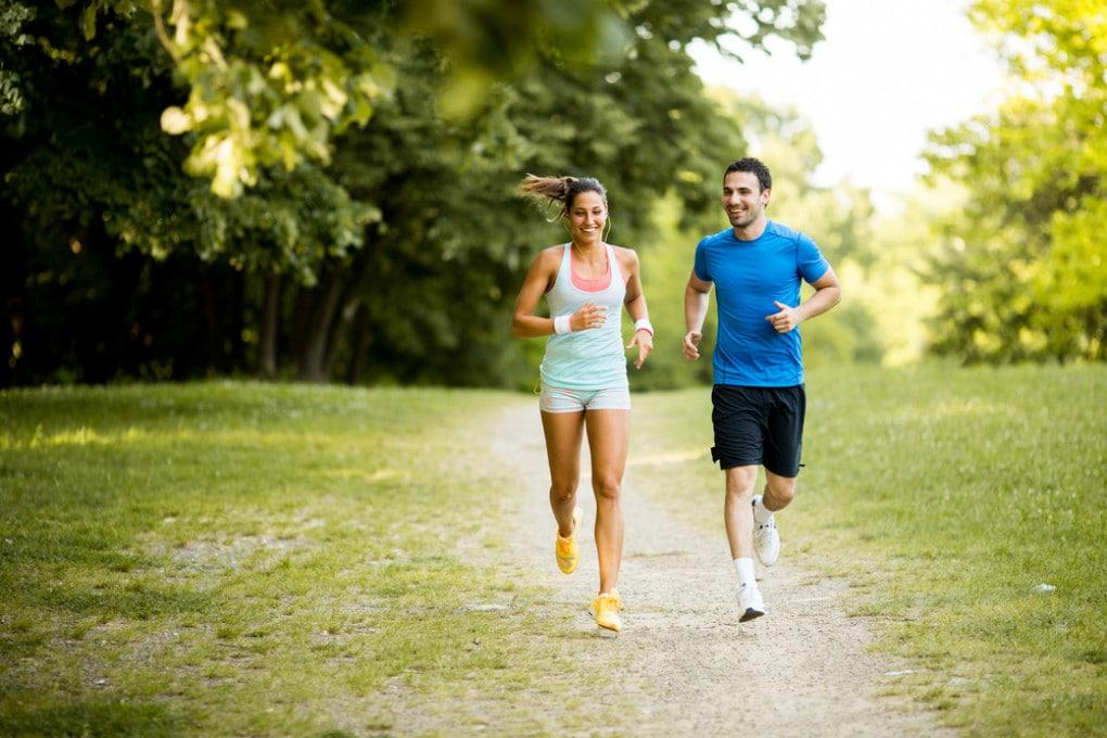 Corsa al parco