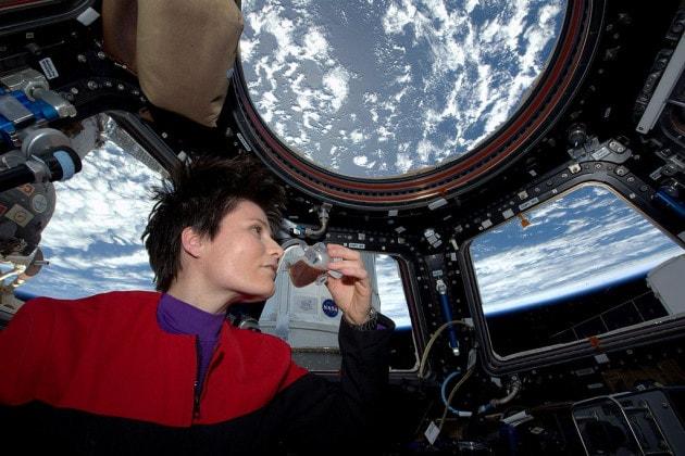 #Iorestoacasa: la ricetta della quarantena secondo gli astronauti