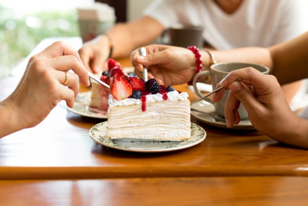 Perché nello stomaco troviamo sempre un piccolo spazio per il dessert?