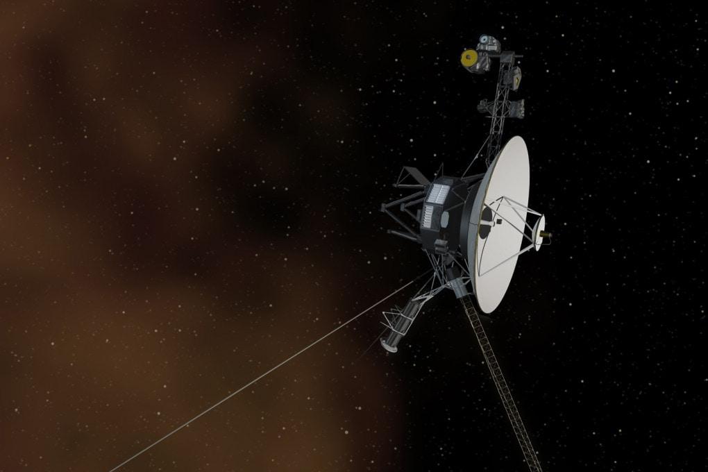 Illustrazione: le sonde Voyager - NASA