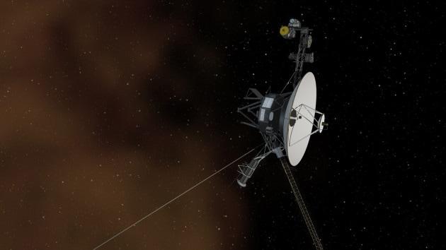 La Voyager 2 viaggia senza assistenza