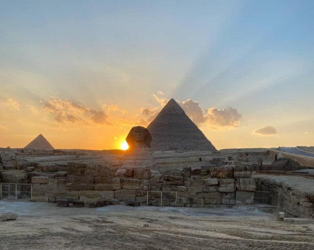 Antico Egitto: l'ultimo segreto della Sfinge