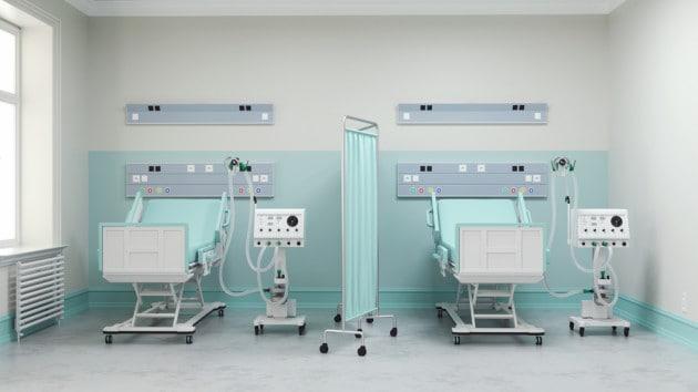 COVID-19: come funzionano i ventilatori polmonari