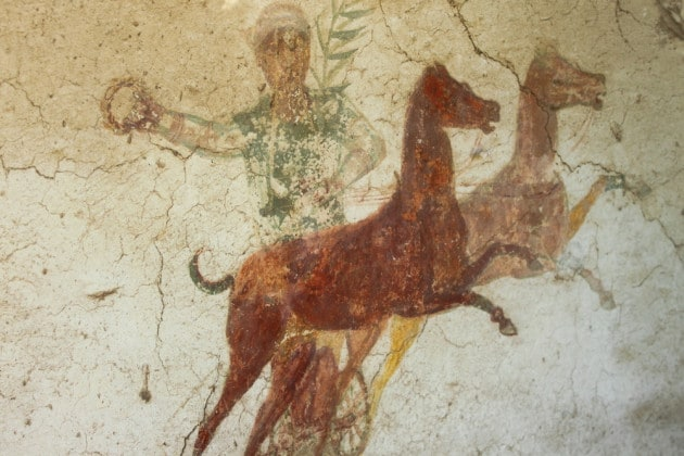 Perché i Romani andavano matti per le gare equestri?