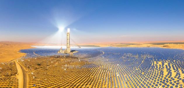 Quanta energia solare potrebbe produrre il Sahara?