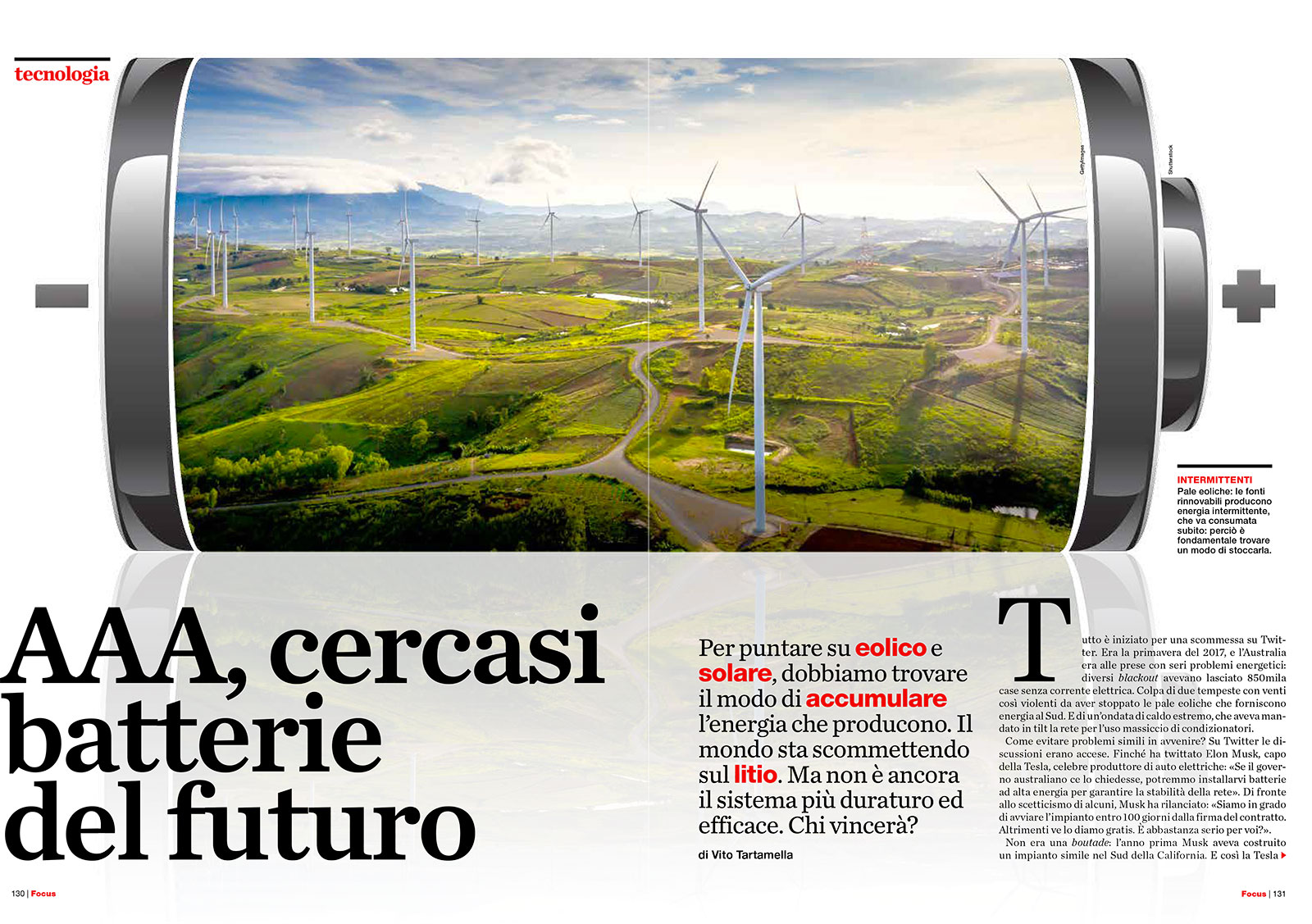 Energia Solare In Sicilia l'italia e l'europa alla carica delle batterie - focus.it