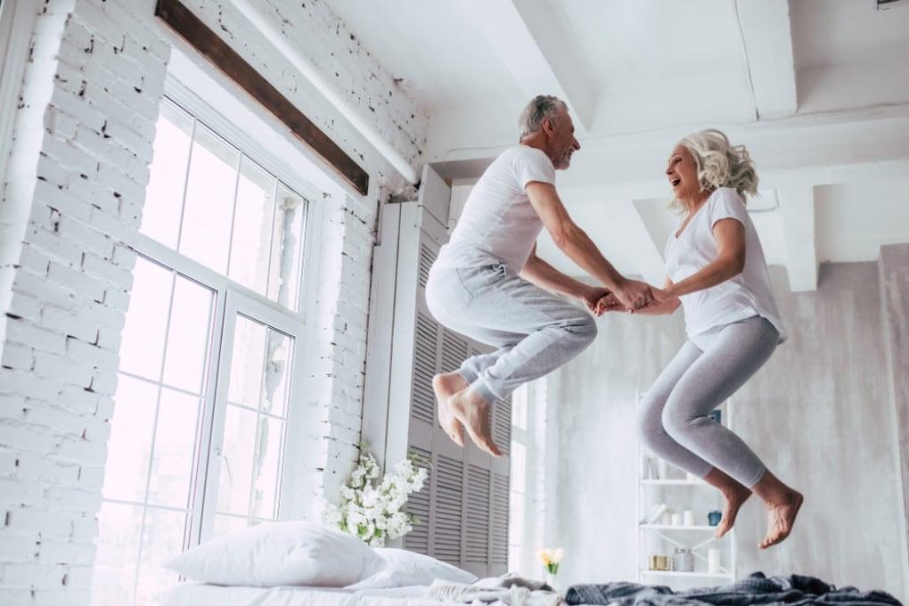 Il sesso fa bene anche a una certa età