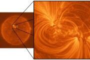 Il telescopio della NASA e le foto del Sole