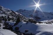 Ghiacciai alpini contaminati dalla radioattività