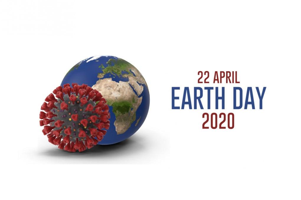 Earth Day 2020: la Terra e il suo sgradito ospite
