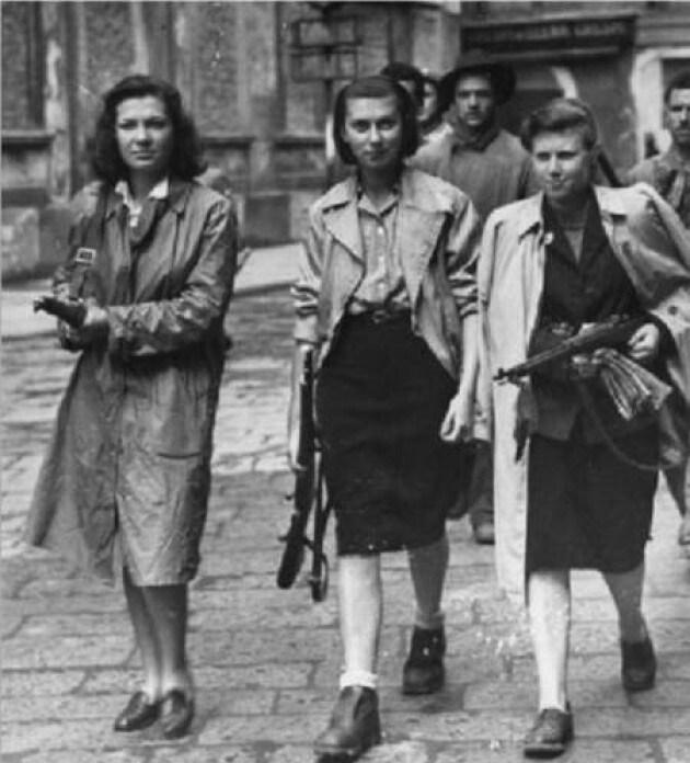 Quante furono le partigiane italiane?