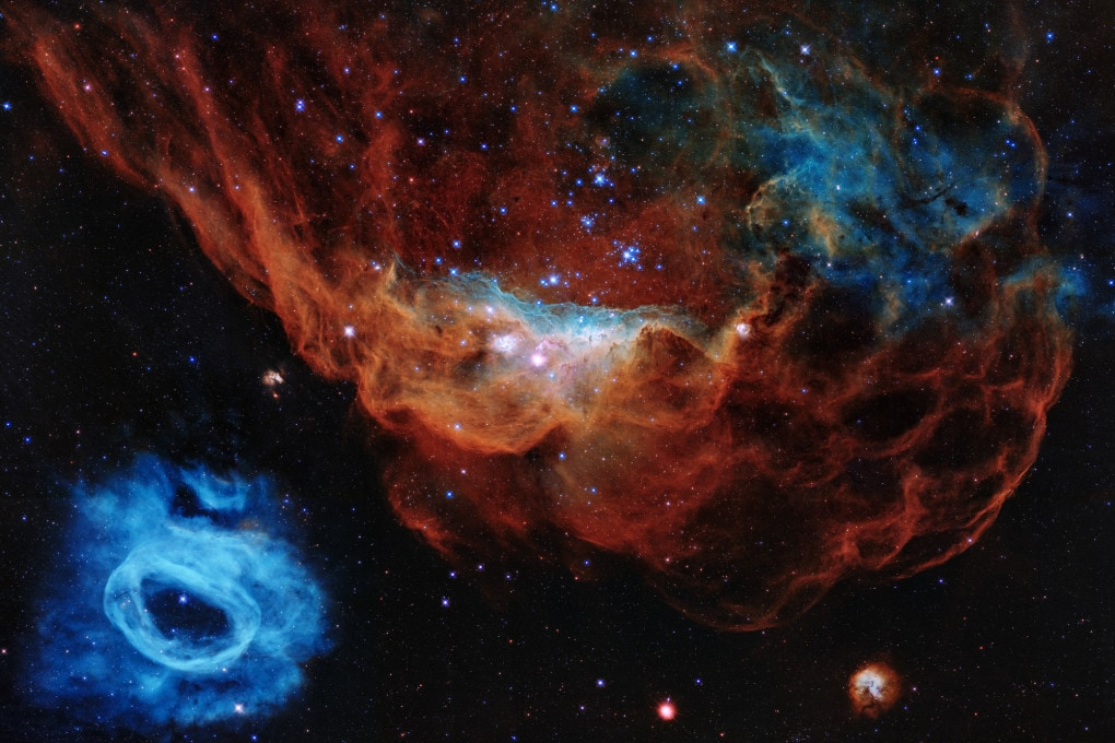 Hubble: Cosmic Reef, la foto per i 30 anni