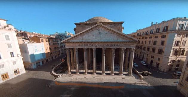 Roma come non l'avete mai vista