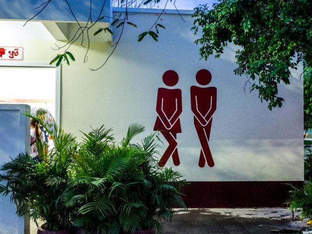 Come la COVID-19 rivoluzionerà i bagni pubblici