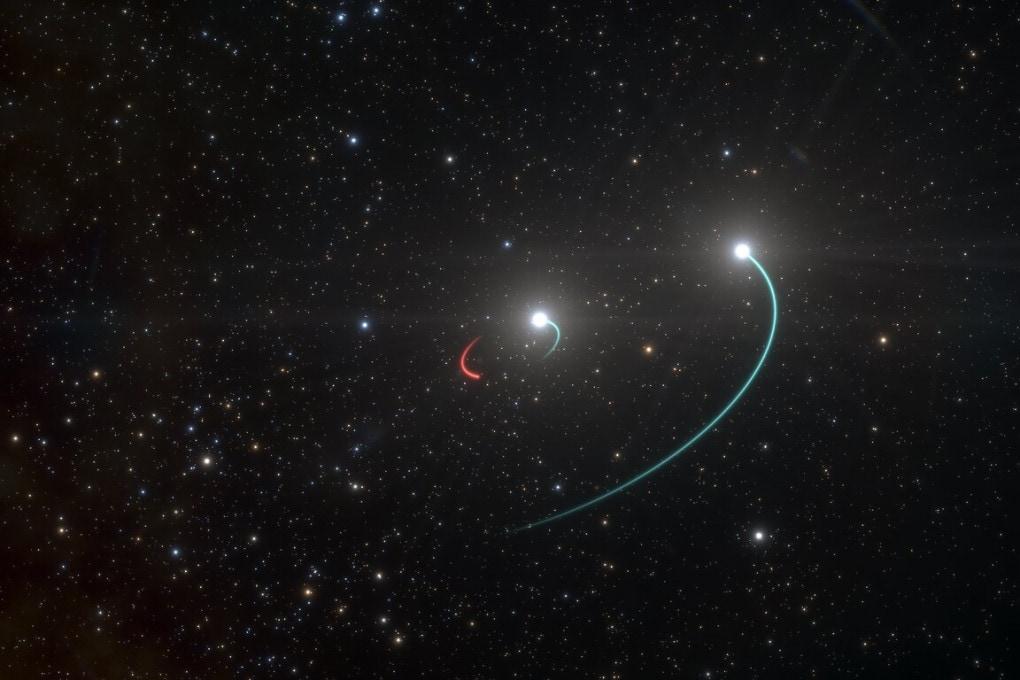 Scoperto il buco nero più vicino alla Terra: le sue stelle