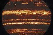 La foto più dettagliata di Giove dalla superficie terrestre
