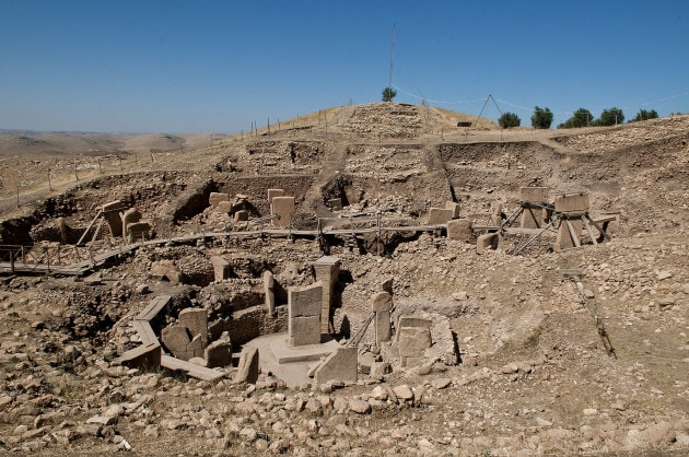 Le geometrie nascoste del tempio più antico del mondo
