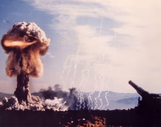 I test nucleari della Guerra Fredda favorirono piogge a migliaia di km di distanza