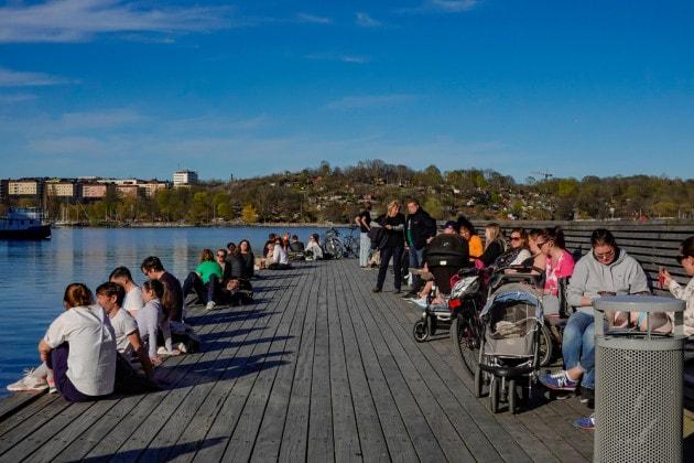 COVID-19: in Svezia sfumano le speranze di una rapida immunità di gregge