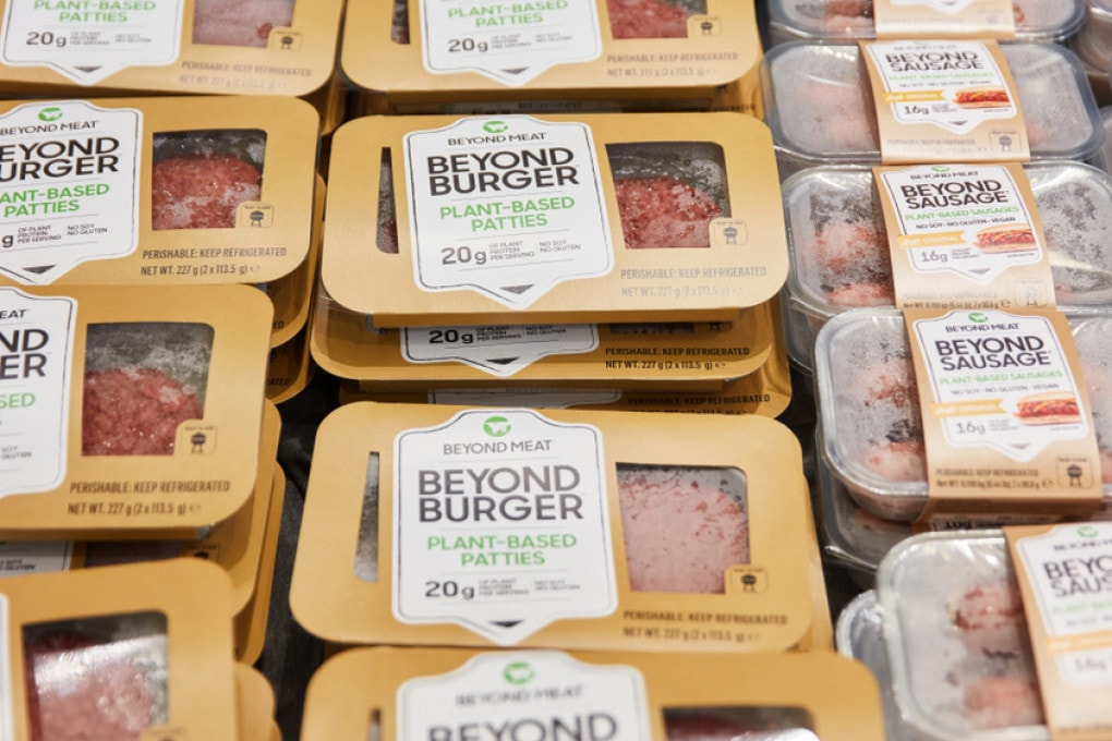 Carne sintetica Beyond Meat
