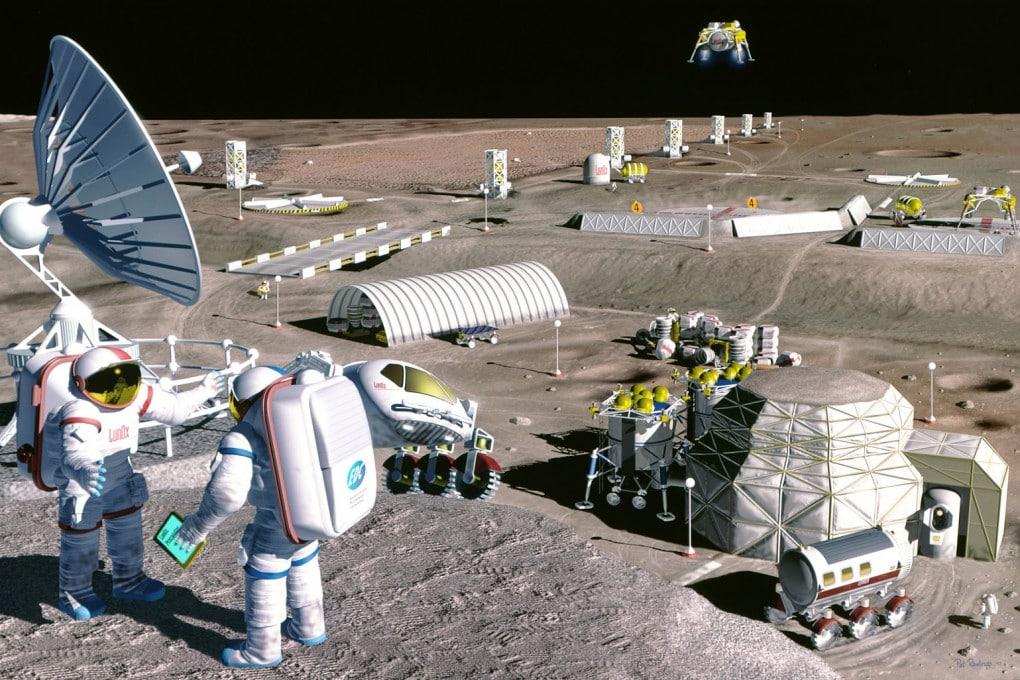 La corsa alla Luna, agli asteroidi e ai pianeti vicini vale miliardi