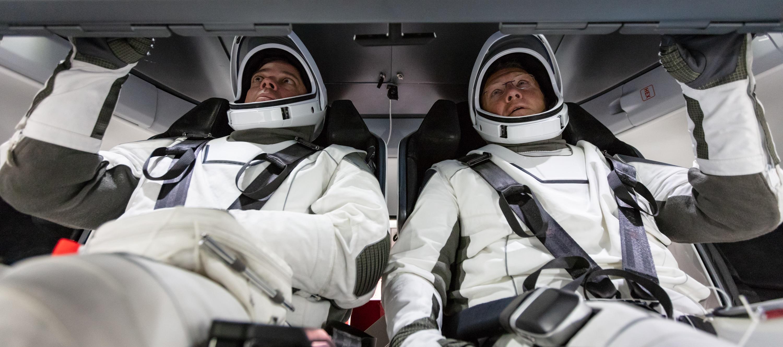 SpaceX Crew Dragon-2: il nuovo lancio in diretta