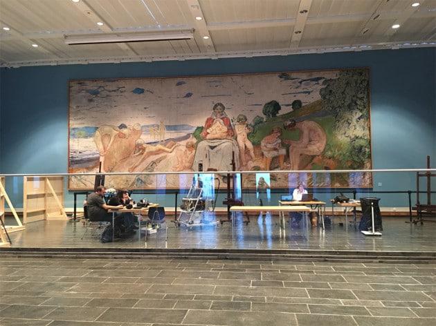 Scienziati in campo per salvare L'Urlo di Munch