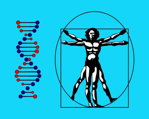 40.000 anni di incertezza genetica degli italiani