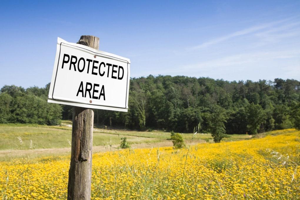 Le aree protette nel mondo sono a rischio invasione