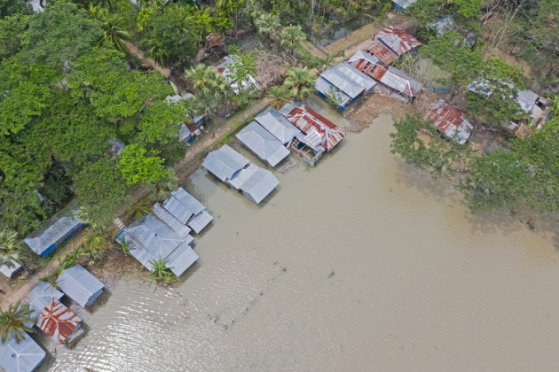 Un ciclone durante la pandemia: così il Bangladesh ha limitato i danni