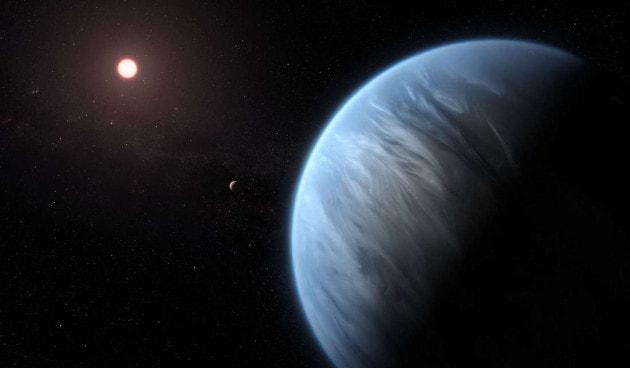 Un esopianeta simile alla Terra a 3000 anni luce