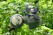 Il bradipo robot che aiuta l'ambiente