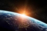 Come sarebbe il tramonto sugli altri pianeti