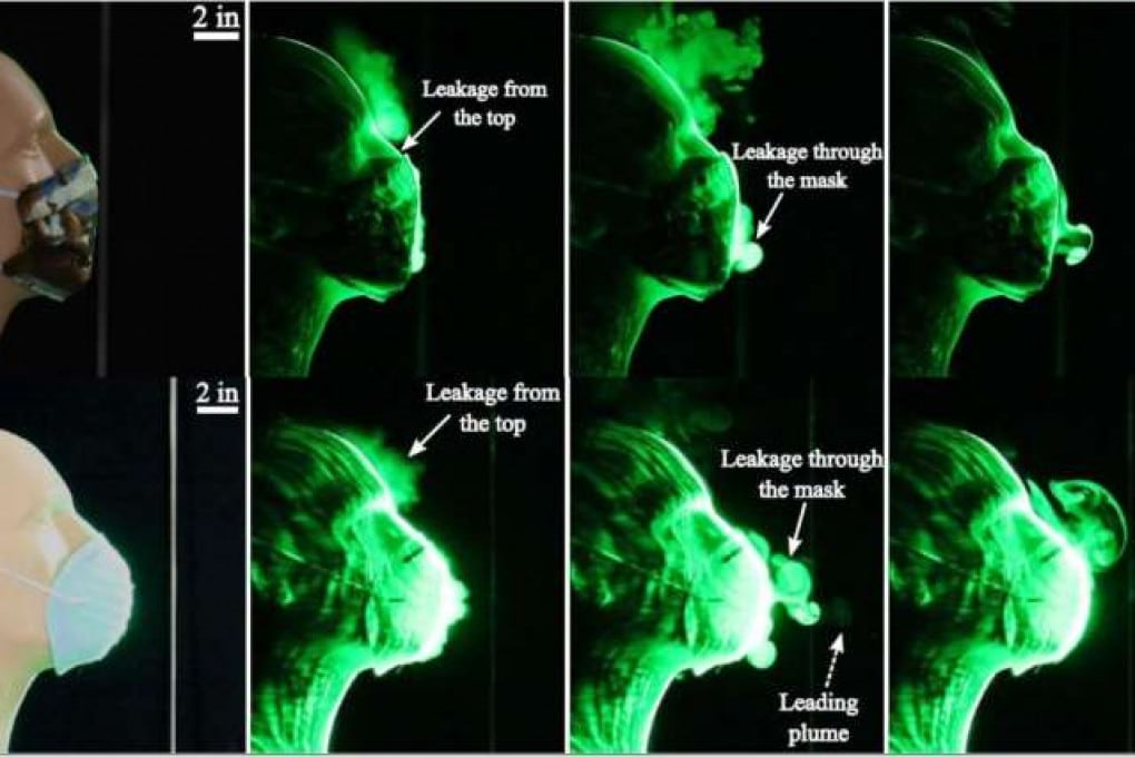 COViD-19: l'utilità delle mascherine (anche di cotone)
