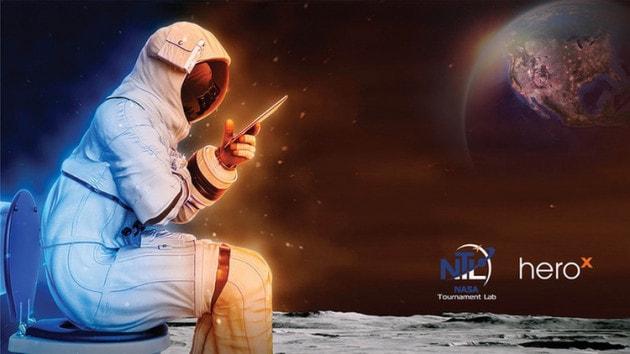 Concorso NASA: progetta la toilette per lo spazio