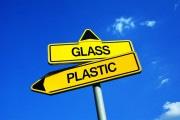 Per l'ambiente, è meglio la plastica o il vetro?