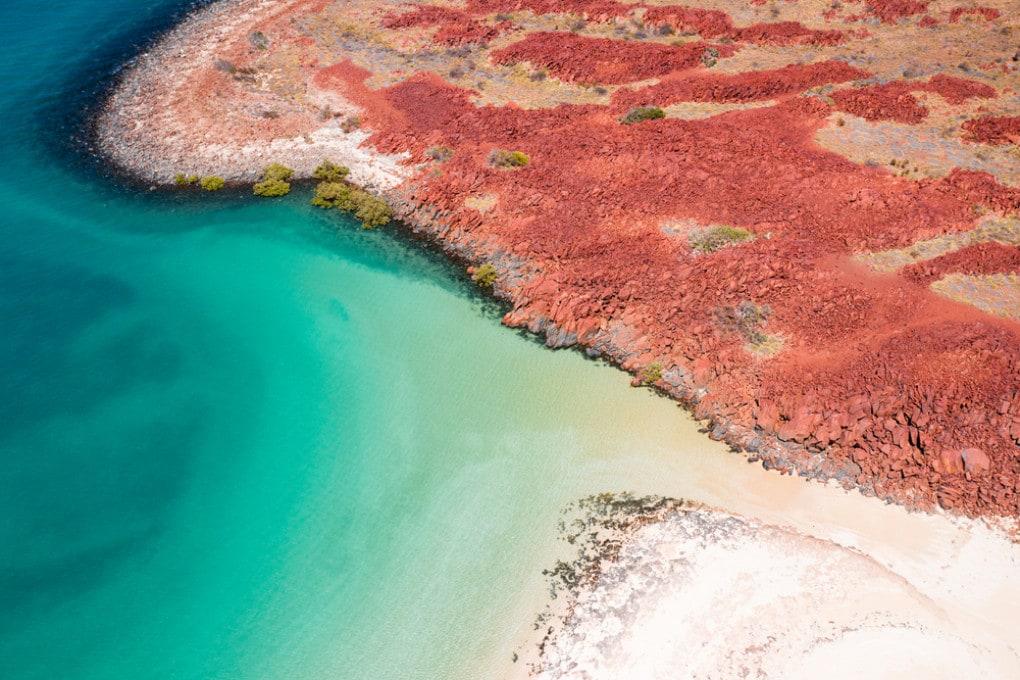 Reperti archeologici trovati su fondali in Australia lontano dalle coste