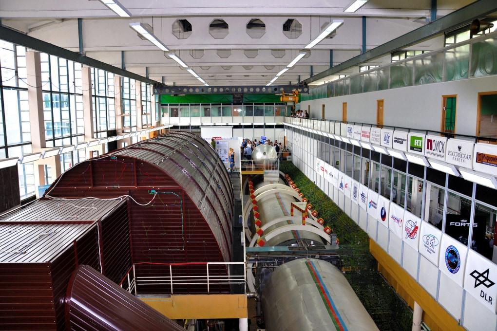 Uno degli habitat delle simulazioni della NASA.