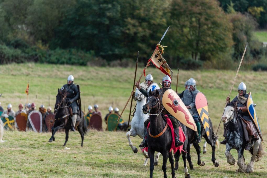 Normanni in Inghilterra