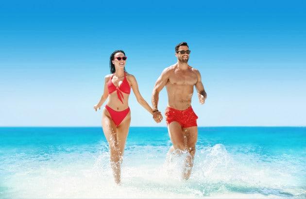 Uomo muscoloso e donna magra: è  davvero così il partner che cerchiamo?