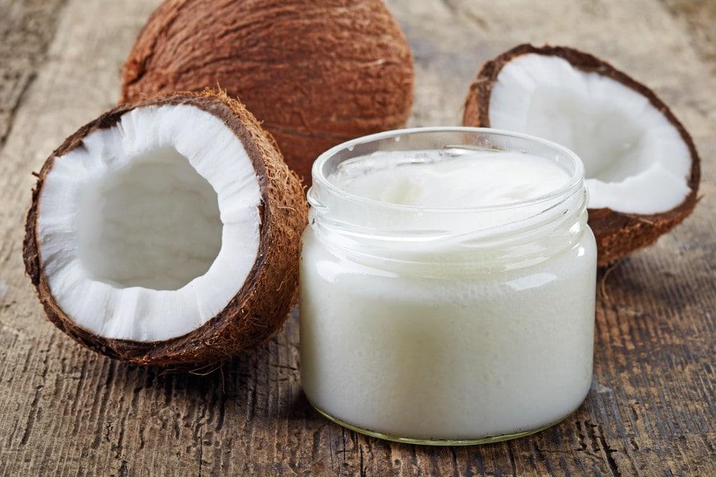 Frutti della palma da cocco (Cocos nucifera)